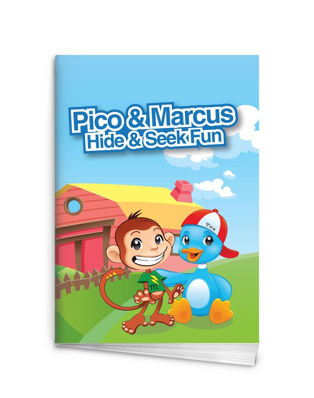 Pico & Marcus Hide & Seek Fun Book