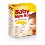 Baby Mum-Mum Rice Rusk Banana Flavour