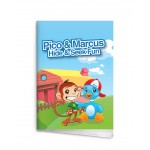 Pico & Marcus Hide & Seek Fun Book