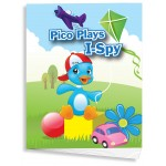 Pico Plays I-Spy     Book